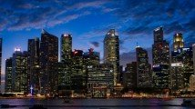 Singapore prime office occupancy rate rises for the first time since COVID hit