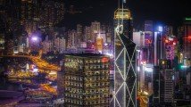 Prime office buildings to lead rental recovery in Hong Kong's CBD