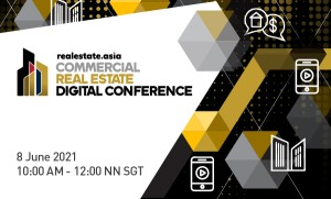 Real Estate Asia kicks off Commercial Real Estate Digital Conference 2021